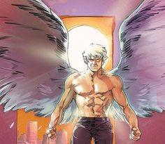 Angel (Warren Worthington III) - Marvel Universe Wiki: The definitive online source for Marvel super hero bios.