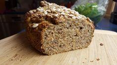 Potato bread with walnuts Low Carb Recipes, Healthy Recipes, Weight Watcher, Potato Bread, Pampered Chef, Bread Baking, Breakfast Recipes, Breakfast Club, Bakery
