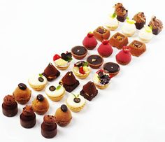 Atelier Monnier in Miami / French Petit Fours #LuxuryLiberated @The James Hotels