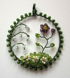 Wildflowers (present) by Louise Goodchild, via Flickr