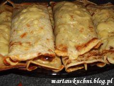 Naleśniki o smaku pizzy | martawkuchni