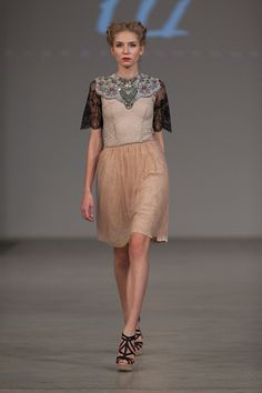. Lace Skirt, Skirts, Fashion, Moda, Fashion Styles, Skirt, Fashion Illustrations, Fashion Models