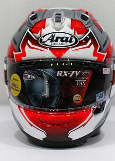Arai Helmets, Ducati Hypermotard, Helmet Paint, Helmet Design, Motorcycle Helmets, Paint Designs, Custom Paint, Passion, Cars