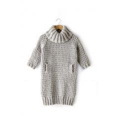 Free Intermediate Women's Sweater Knit Pattern