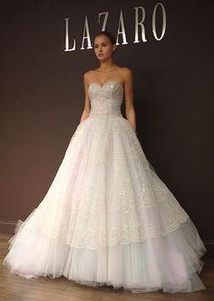 Princess Wedding Dresses : TLC Bridal Market Gown Pictures