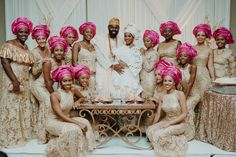 - Bridal Bliss: Tiera and Oluwaseyi's Romantic Wedding Photos Will Leave You Swooning