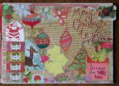 pam garrison christmas journal