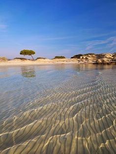 Beautiful Beaches Around The World -Karidi Beach, Greece..