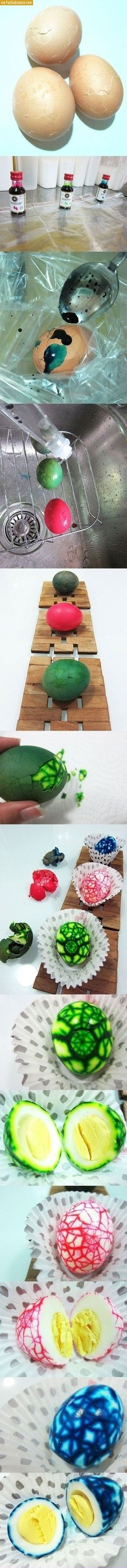 So cool! Crafty yet you can eat it!