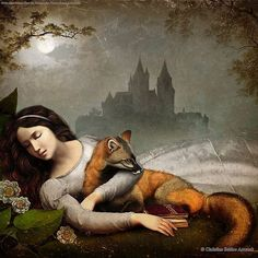 Dreaming in the Wood - Christian Schloe