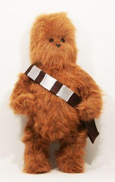 wookie the chew. Star Wars Crafts, Star Wars Art, Star Trek, Starwars, Stormtrooper, Movie Decor, The Chew, Nerd Love, The Force Is Strong