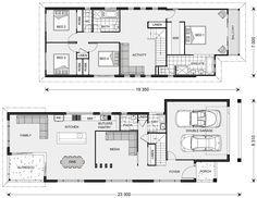 Buderim 290 - Metro, Home Designs in Sydney - North (Brookvale)   G.J. Gardner Homes