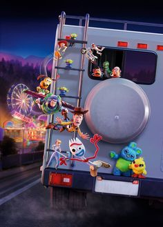 Watch Toy Story 4 : Full Length Movies Woody Has Always Been Confident About His Place In The World And That His Priority Is Taking Care Of. Cartoon Wallpaper, Disney Phone Wallpaper, Iphone Wallpaper, Walt Disney Pictures, Images Disney, Disney Toys, Disney Art, Disney Pixar, Toy Story Movie