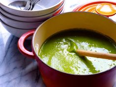 Recipe: Get Your Greens Winter Soup (Gluten-Free) | Food Network