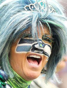 NFL Fans Make the Most Festive Fanatics (PHOTOS)