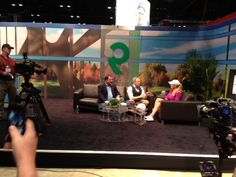 We're attending the 2013 PGA Show in Orlando and just happen upon Natalie Gulbis from the LPGA in the middle of an interview.  #LPGA #golf #GolfMTRx #PGAShow
