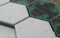 Solar Roadways exploring the possibility of converting US roads into solar farms: http://engt.co/1hLN8DX #engineering | via Engadget