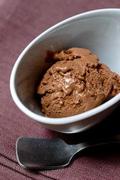 Chocolate Frozen Yogurt