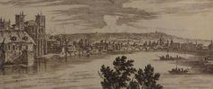 Gravure Nicolas Langlois - Primatiale Saint-Jean de Lyon — Wikipédia