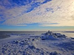 Not bad for the most southern point of Canada - Point Pelee ❄️ ❄️ ❄️ ❄️ ❄️ #goodmorning #frozen #lakeview #theview #winter #ParksCanada #lakeerie #instagood #instadaily #disasterhikers #picoftheday #adventure #beautiful #canada #explore #explorecanada #instapic #instago #getoutside #liveoutdoors #outdoors #winterwonderland #ontario #backpacking #hiking #camping #nationalpark #pointpelee #southernpoint Backpacking, Camping, Parks Canada, Lake Erie, Get Outside, Insta Pic, Winter Wonderland, Ontario, Adventure Travel