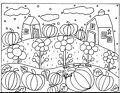 RUG HOOK CRAFT PAPER PATTERN Pumpkin ...