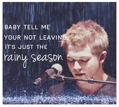 Normal people when it rains: NOOO STOP RAINING .. Hayniacs when it rains: Its just the rainy season!!! HAYNIAC HERE