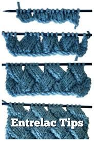 Entrelac knitting looks scary, but trust me, you can handle it. - Entrelac knitting looks scary, but trust me, you can handle it! Here are some tips to help your first venture into entrelac be a success. You Can Knit Entrelac – We'll Show You How Love Knitting, Knitting Stiches, Baby Knitting Patterns, Crochet Stitches, Crochet Patterns, Stitch Patterns, Afghan Patterns, Hand Knitting, Beginner Knitting