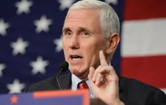 Trump aside, Pence is anything but rational. Over nearly two decades in political life, first as a congressman and later as Indiana's governor, Pence has been one of the leaders in efforts to push extreme conservative ideas—from limiting abortion access to questioning climate change—into public policy. We've covered plenty of these before, but here's a →
