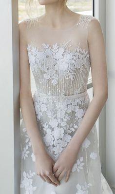 Stardust wedding gown