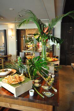 Hotel InterContinental Geneva - Brunch Exotic Theme Buffet