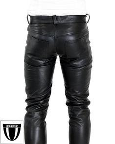 Leather Jeans Men, Faux Leather Pants, Leather Jacket, Leather Fashion, Mens Fashion, Fashion Outfits, Latex Men, Cuir Vintage, Jeans Pants