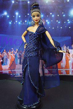 Miss Jordan Barbie Ninimomo 2005/2006