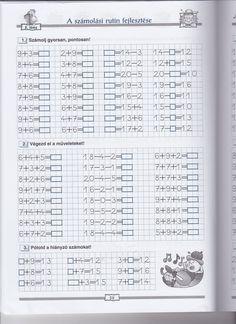 """Képtalálat a következőre: """"matematika feladatok 2 osztály nyomtatható"""" Kids And Parenting, Mathematics, Sheet Music, Art, Math, Art Background, Kunst, Music Score, Performing Arts"""