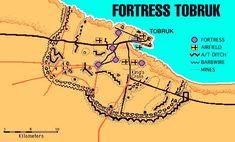 German Siege of British Held Tobruk Military Engineering, Treaty Of Versailles, North African Campaign, Operation Barbarossa, Third World Countries, Afrika Korps, The Siege, Battle Of Britain, Teaching History