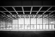 Architect Mies Van Der Rohe - Neue Nationalgalerie