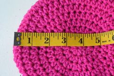 How much to increase for crocheted hats, by age.  Thanks so much for this!