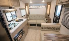 Forest River R-pod 192 interior Airstream Interior, Vintage Airstream, Vintage Travel Trailers, Teardrop Camper Trailer, Camper Caravan, Airstream Trailers For Sale, Camper Trailers, Rv Campers, Lightweight Camping Trailers