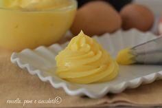Come fare una crema pasticcera solida e compatta ricetta facile