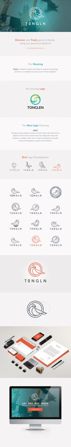 Coming Soon - Tongln is a webapp that lets you trade your unwanted goods for something new.