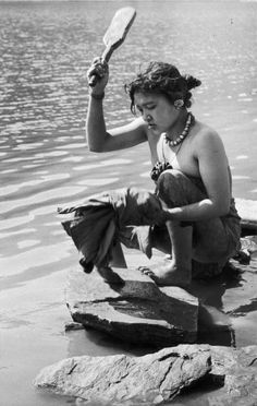 Vintage Nepal ~ Rare Old Pictures, Videos and Arts of Nepal Liked · 6 minutes ago A woman bathing and doing laundry by the Phewa lake in Pokhara, in the Kaski District | Date Photographed: c. 1960s-70s
