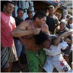 #LEIAMAIS  WWW.OBSERVADORINDEPENDENTE.COM SALVADOR: JUSTIÇA/ Suspeito de estupro é linchado no Engenho Velho de Brotas