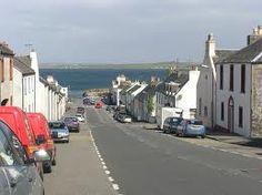 Main Street Bowmore Isle Of Islay
