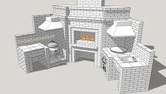Проекты барбекю мангалов из кирпича с казаном в беседке   Печных дел Мастер Bbq Grill, Floor Plans, Diagram, Bar Grill, Barbecue, Floor Plan Drawing, House Floor Plans