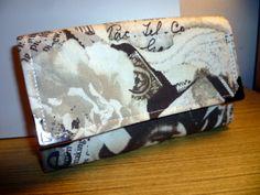 Moja prvá peňaženka.
