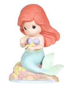 This Disney Showcase Collection Ariel Figurine by Disney Showcase Collection is perfect! #zulilyfinds