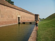 Fort Pulaski National Monument Savannah Georgia