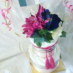 『Coeur』出産祝いに・・・ ママが喜ぶオムツケーキ