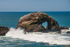 """""""Seal Rock at Sutro Baths""""  Click the """"pinned from"""" link to purchase this print."""