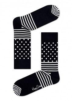 Happy Socks-Stripe Dot