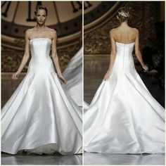 Pronovias barcelona bridal fashion week 201632